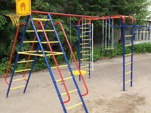 Уличные детские комплексы Дачный ЦК