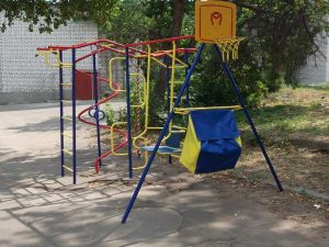 Уличный спортивный комплекс «ВИРАЖ» ТК