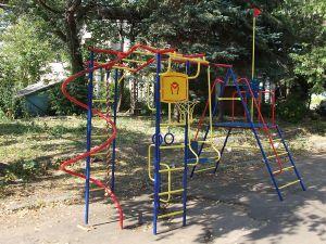 Детские игровые комплексы «ЮНГА» ТК