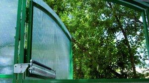 Термопривод Дверь